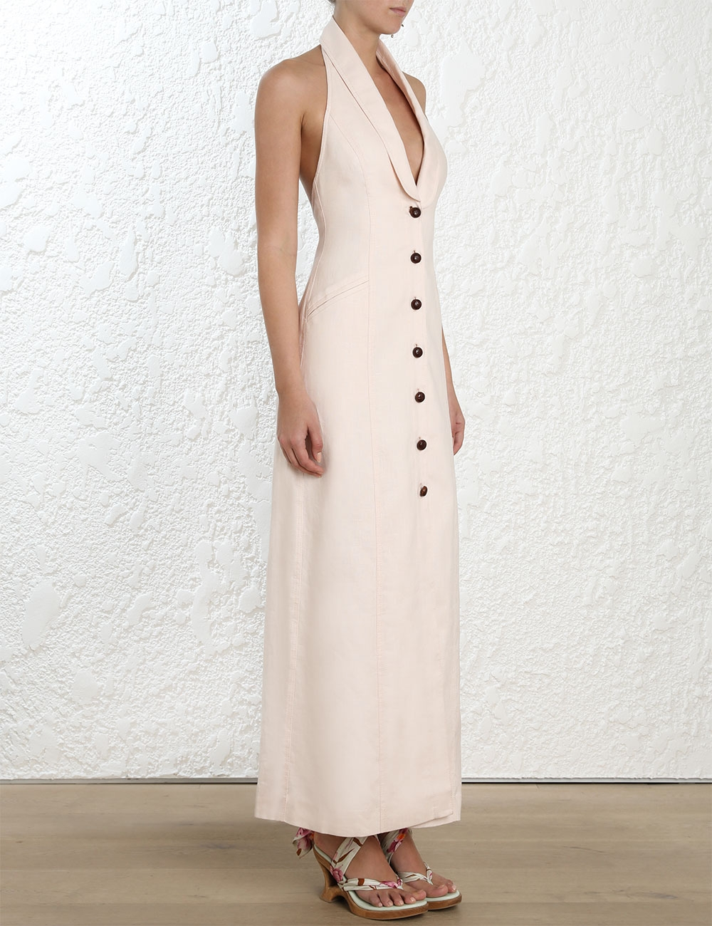 Corsage Tailored Dress