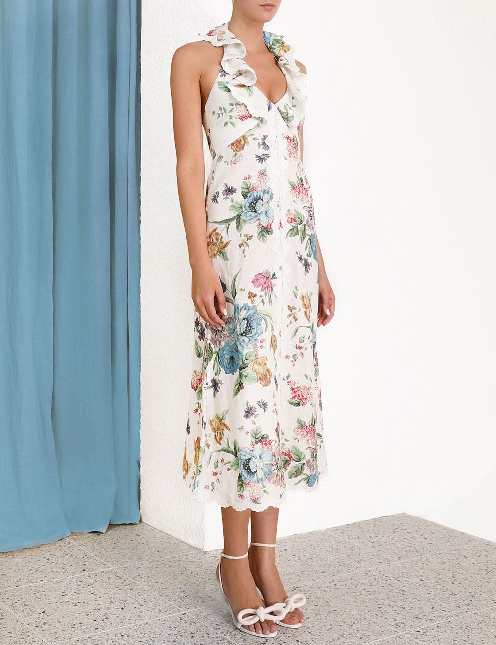 Ninety-Six Cascade Dress