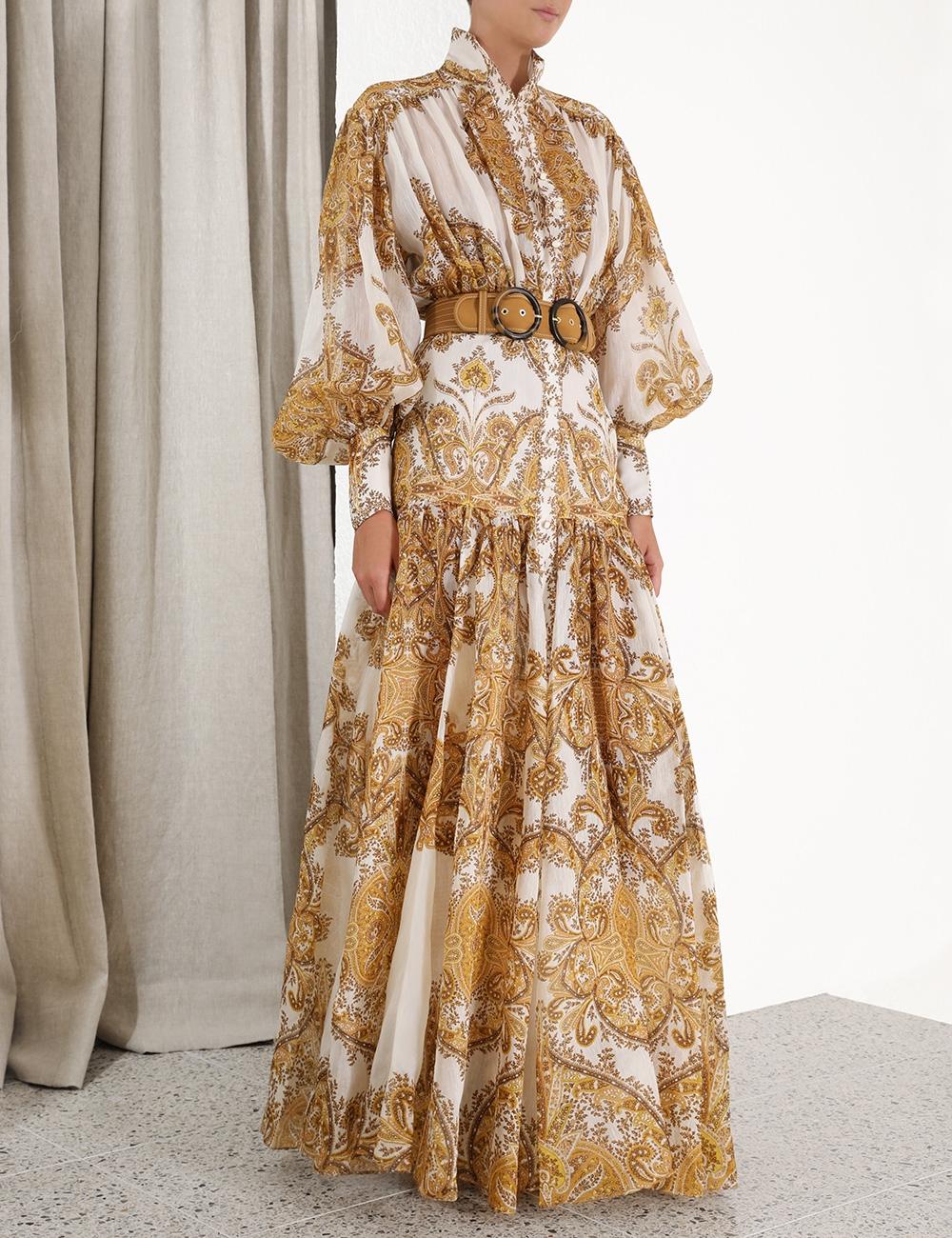 Zippy Billow Dress