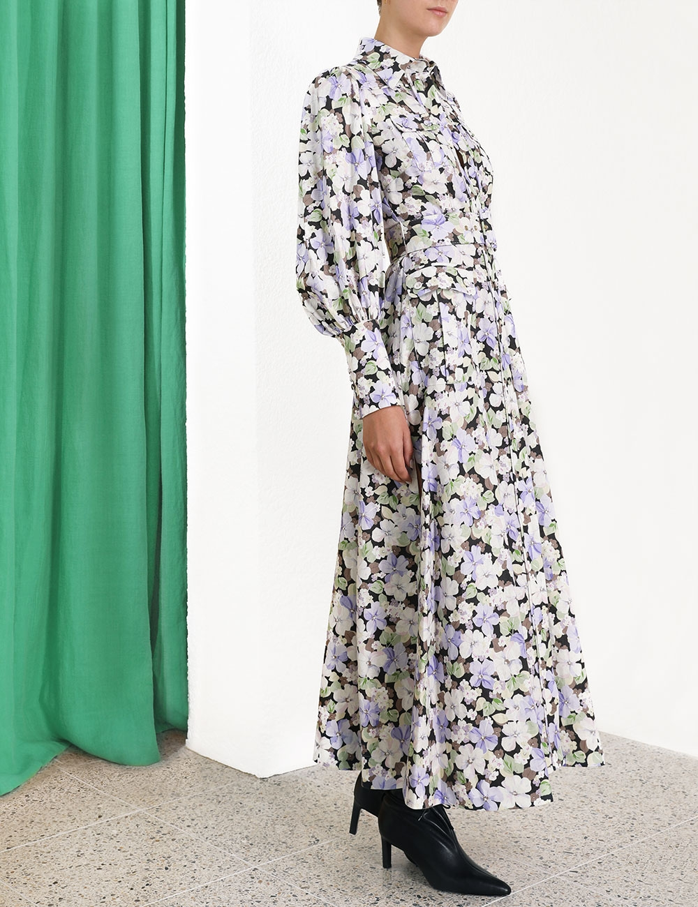 Ninety-Six Shirt Dress