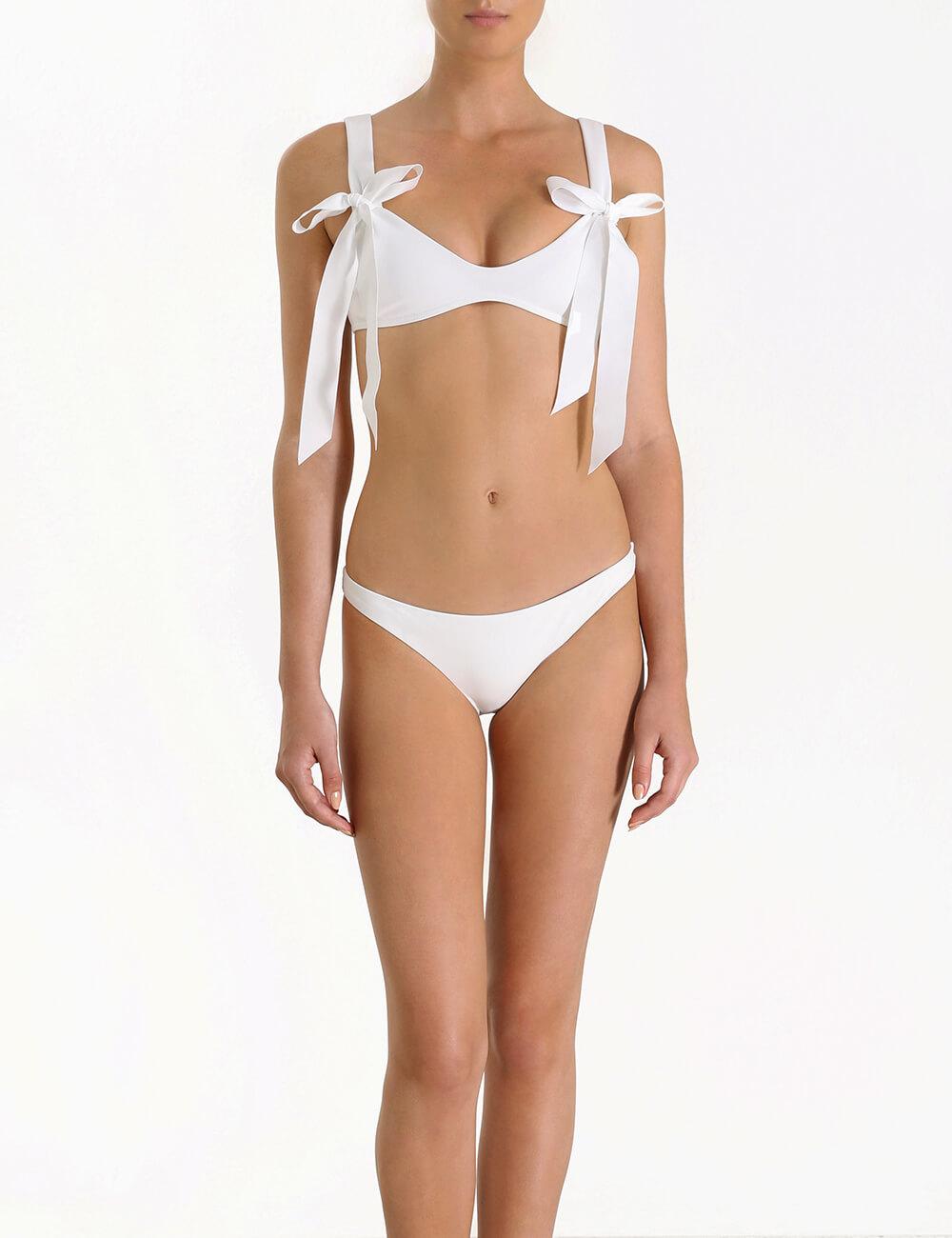 Goldie Bonded Scoop Bikini