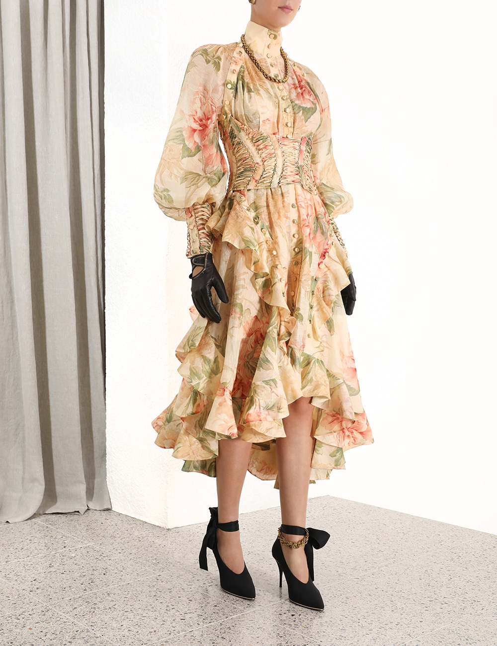 Espionage Corset Dress