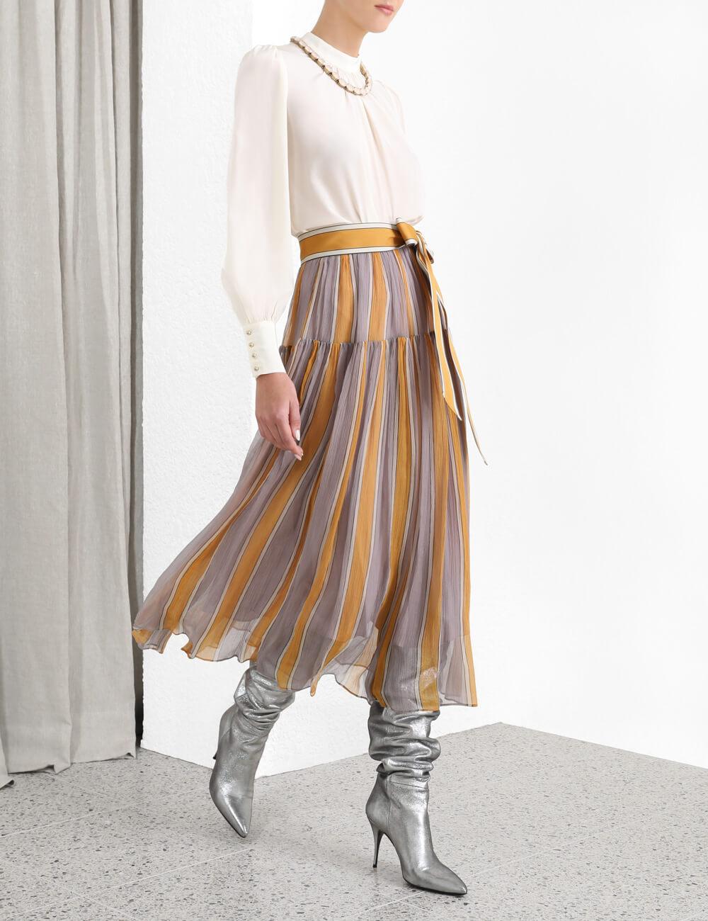 Sabotage Gathered Skirt
