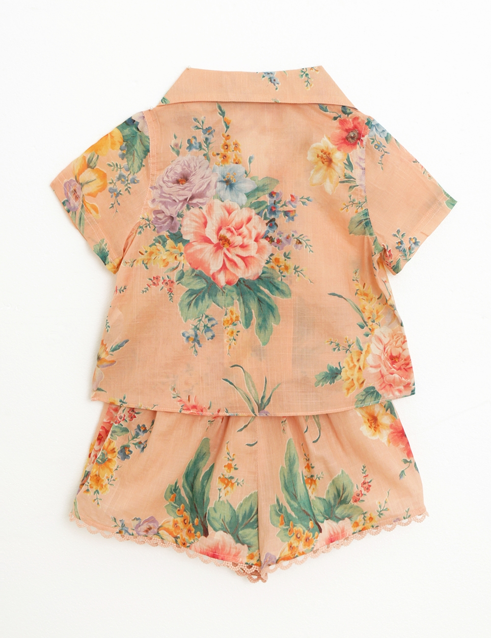 Zinnia Beach Shirt