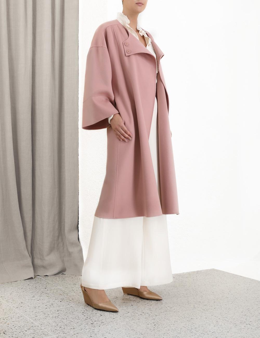 Wavelength Blanket Coat