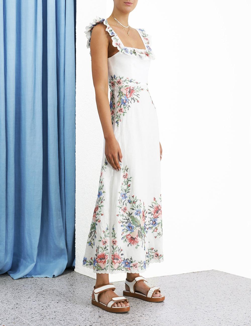Juliette Cross Stitch Dress