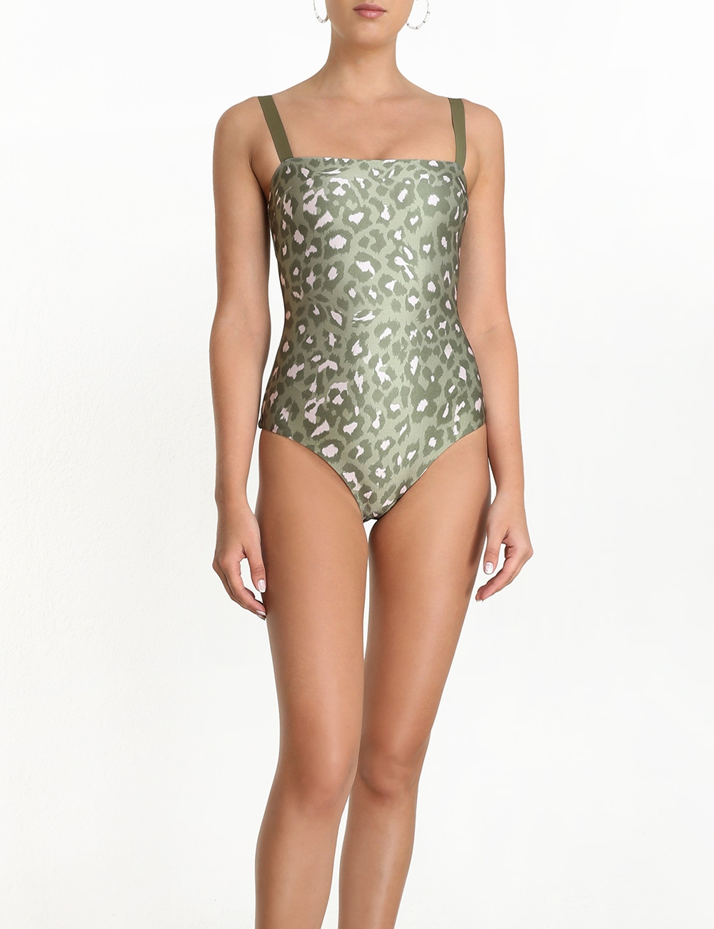 Carnaby Leopard 1 Pc