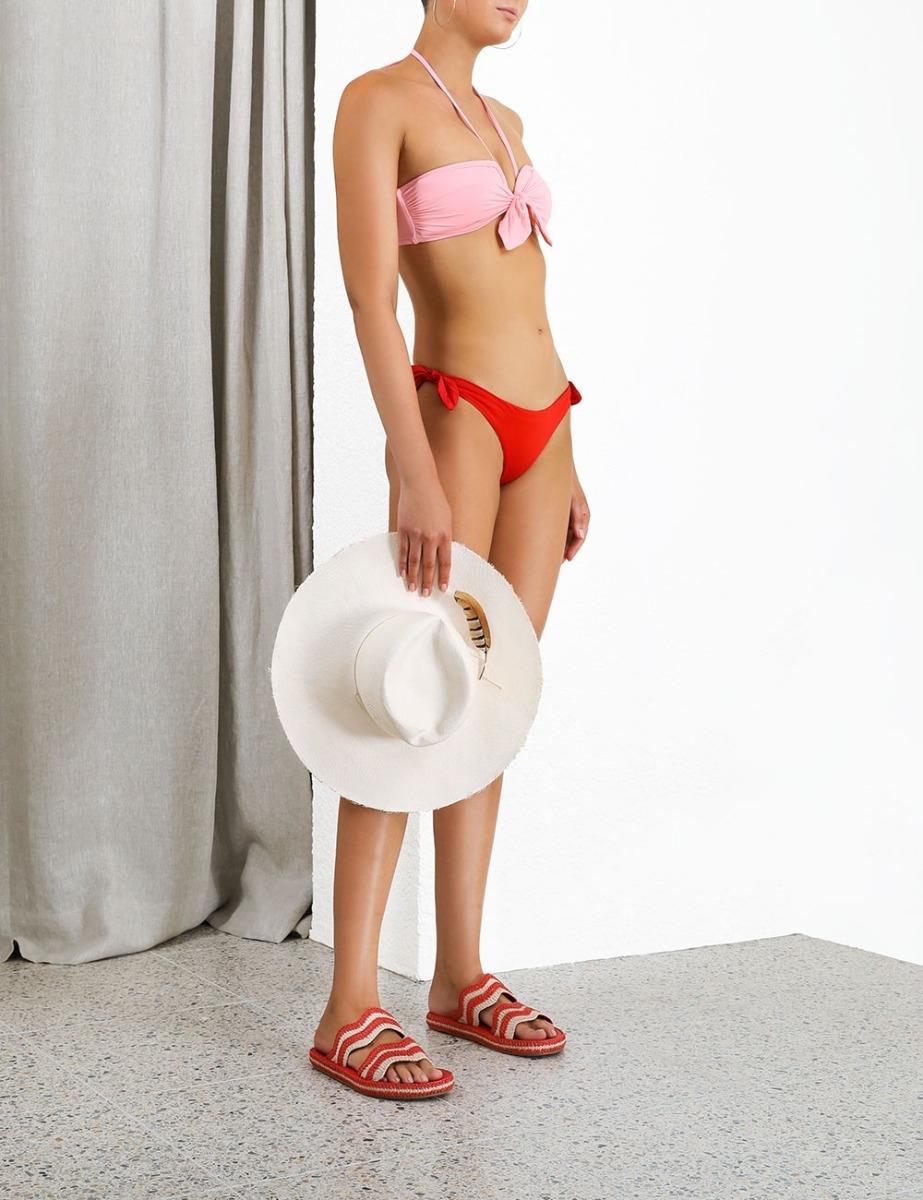 Bells Tie Front Bikini