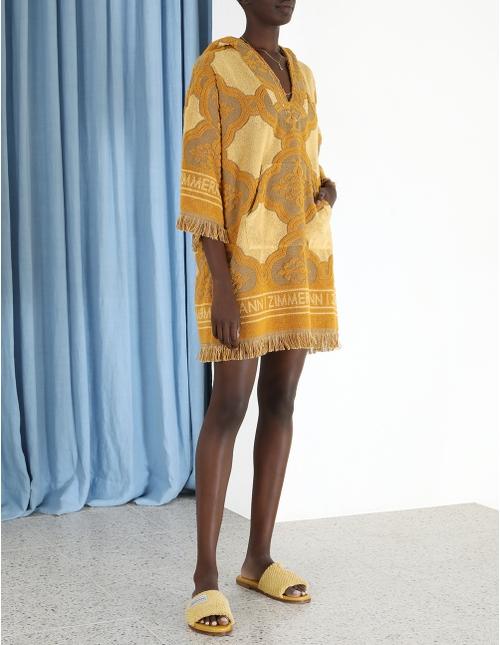 Aliane Terry Towel Dress