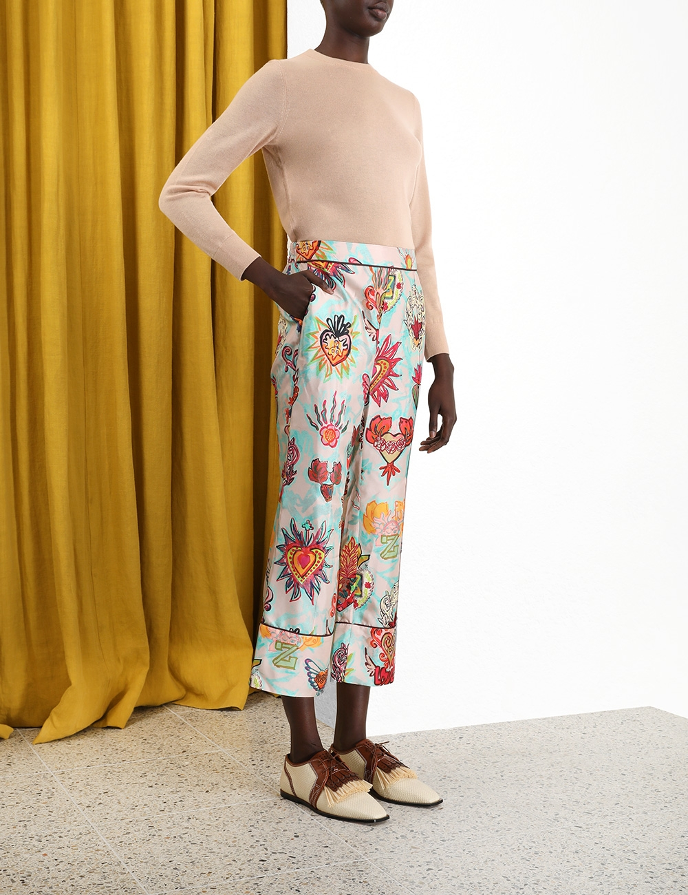 The Lovestruck Relaxed Pant