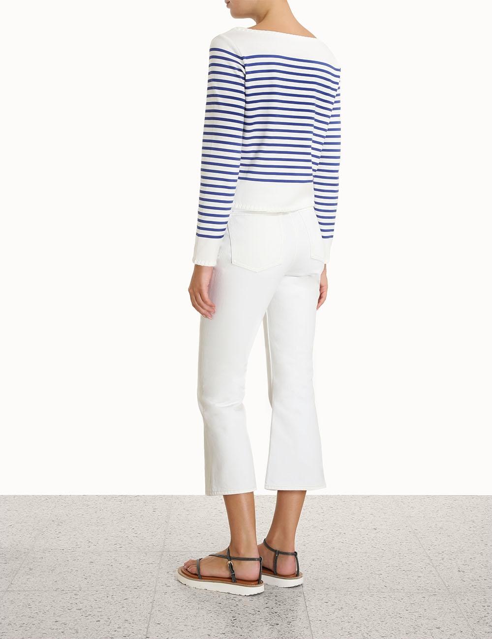 Estelle Stripe Top