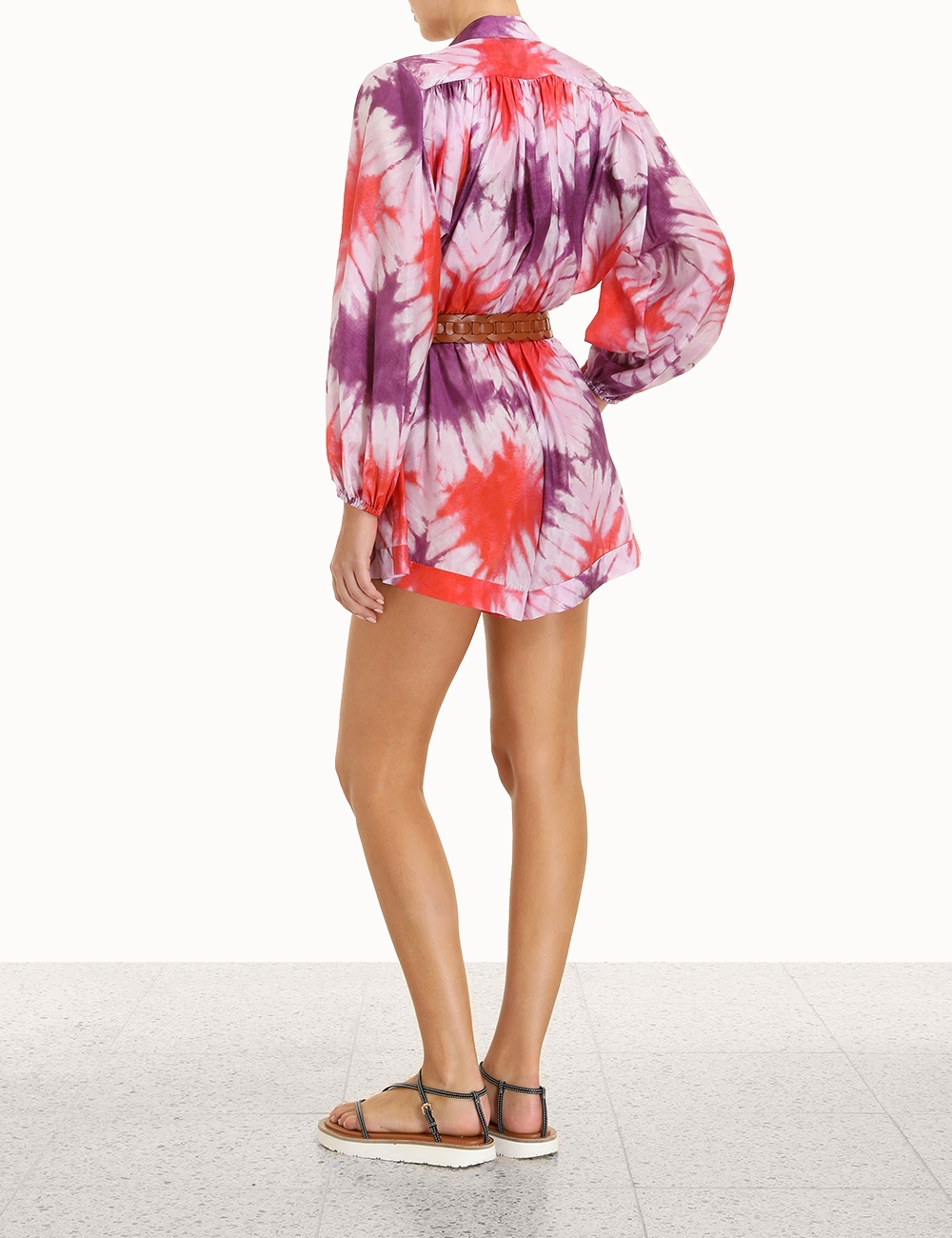 Shelly Button Playsuit