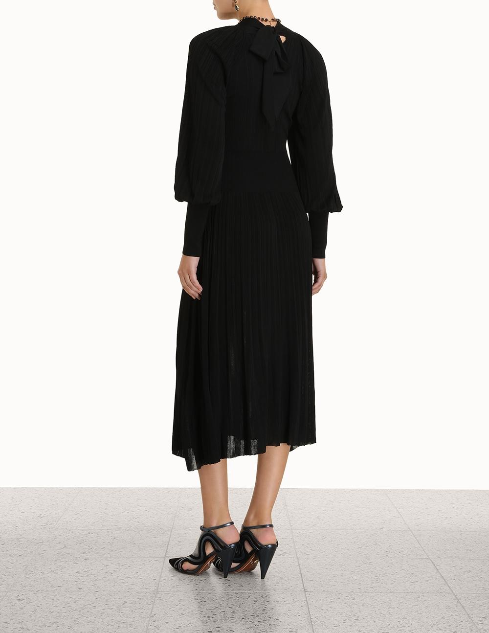 Long Sleeve Midi Dress