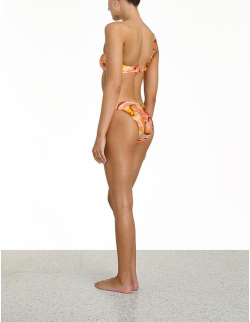 Mae Buckle Shoulder Bikini