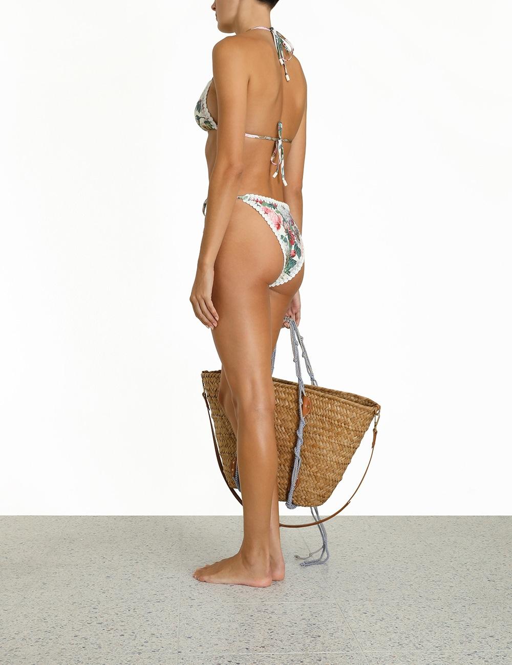 Mae Crochet Edge Bikini