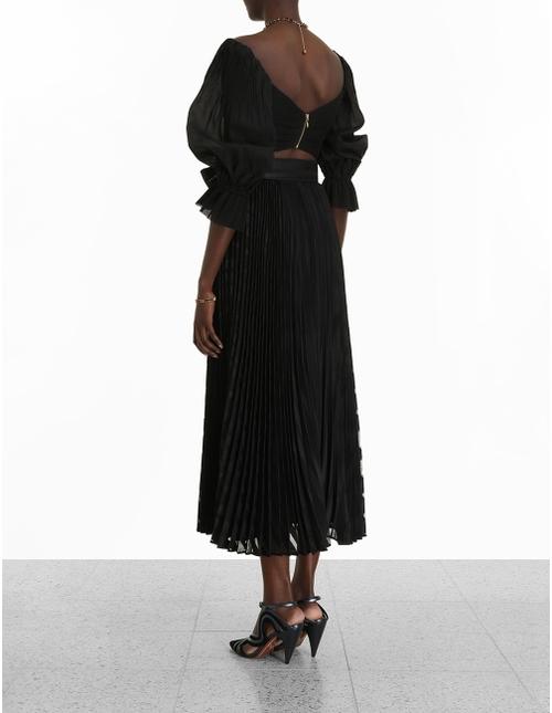 Burnout Sunray Skirt