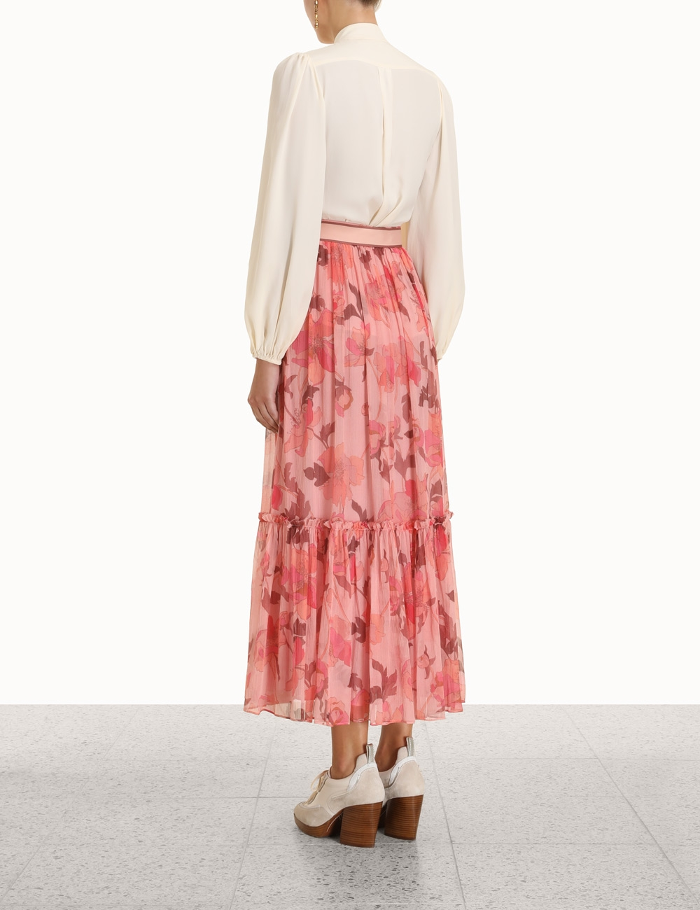 Concert Maxi Skirt