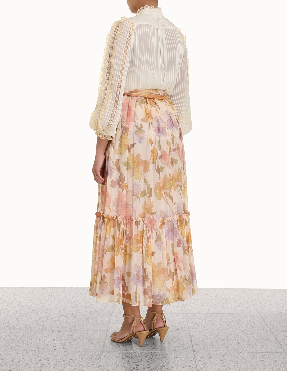Tempo Maxi Skirt