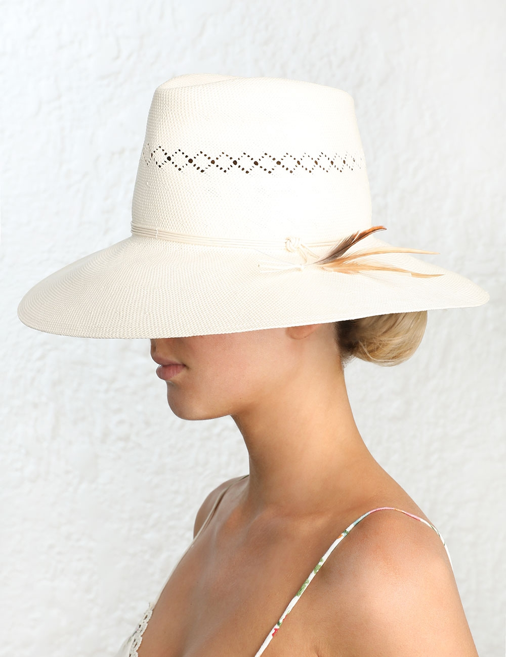 Tall Crown Fedora