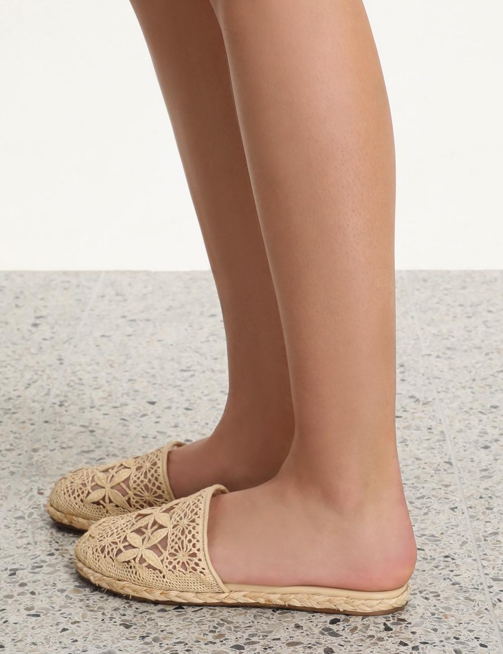 Crochet Slipper