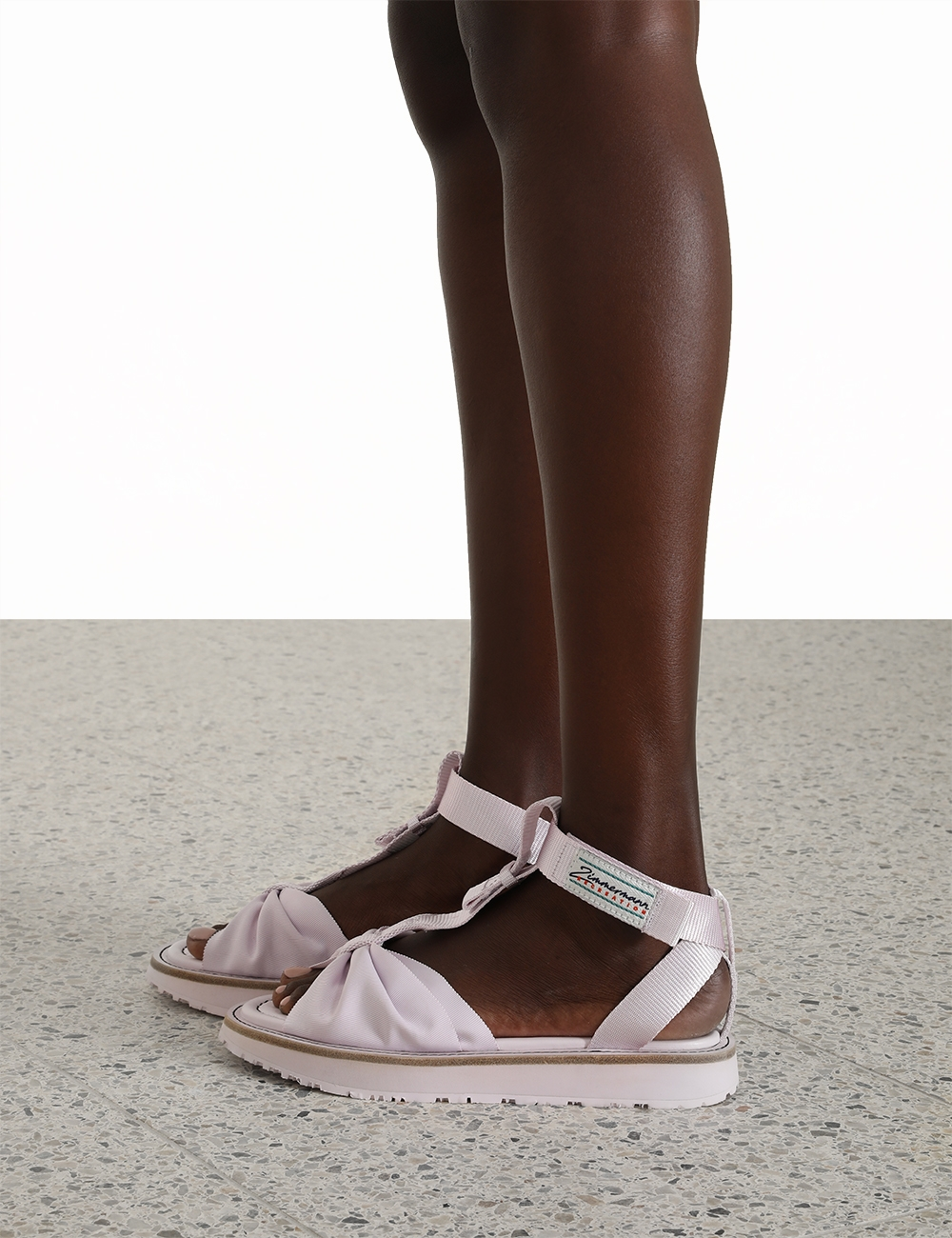 Bow Front Sandal