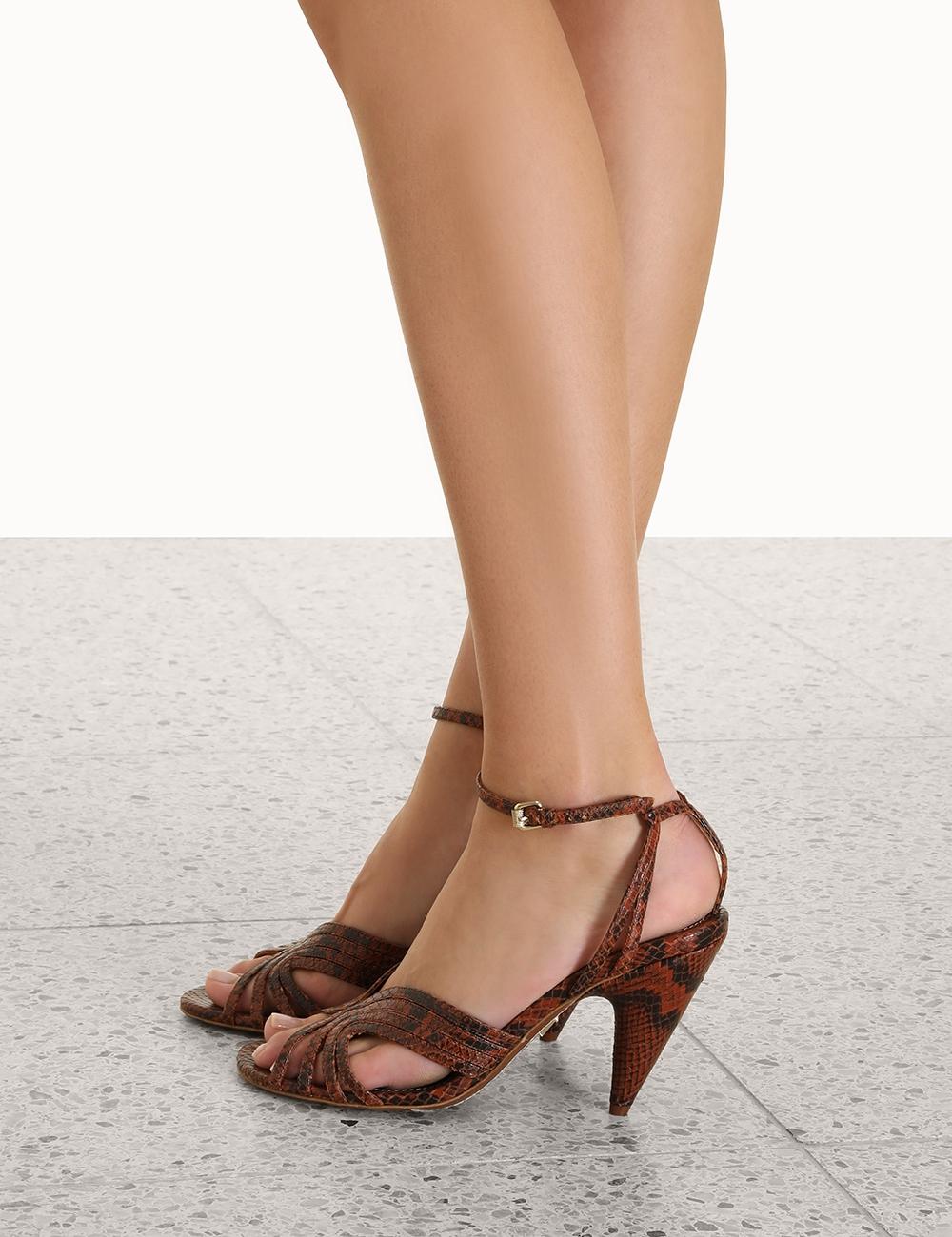 Strappy Mule Sandal