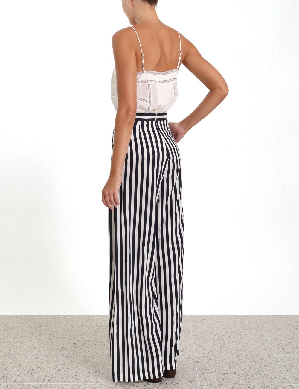 Moncur Striped Pant