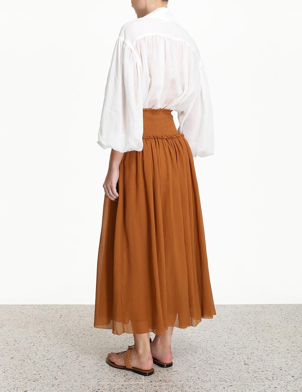 Bonita Crinkle Skirt