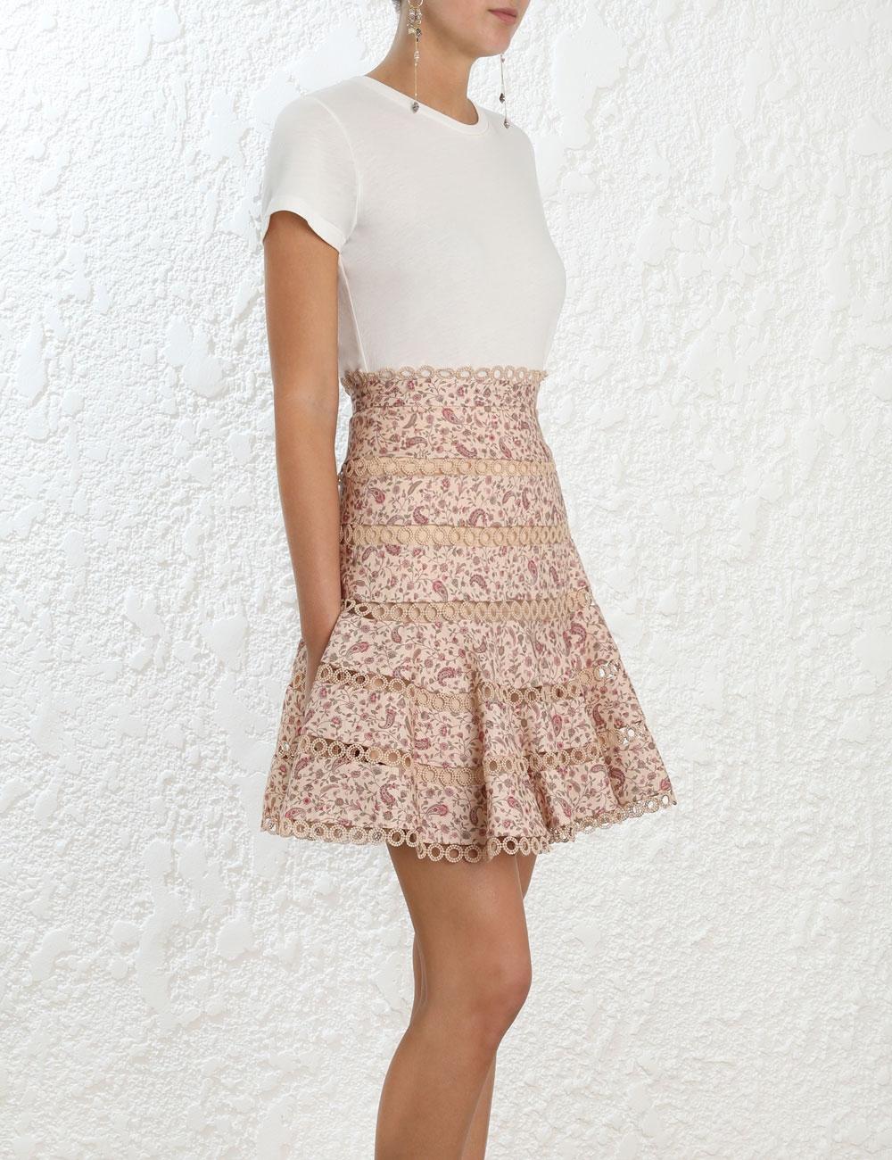 Juniper Contoured Ring Skirt