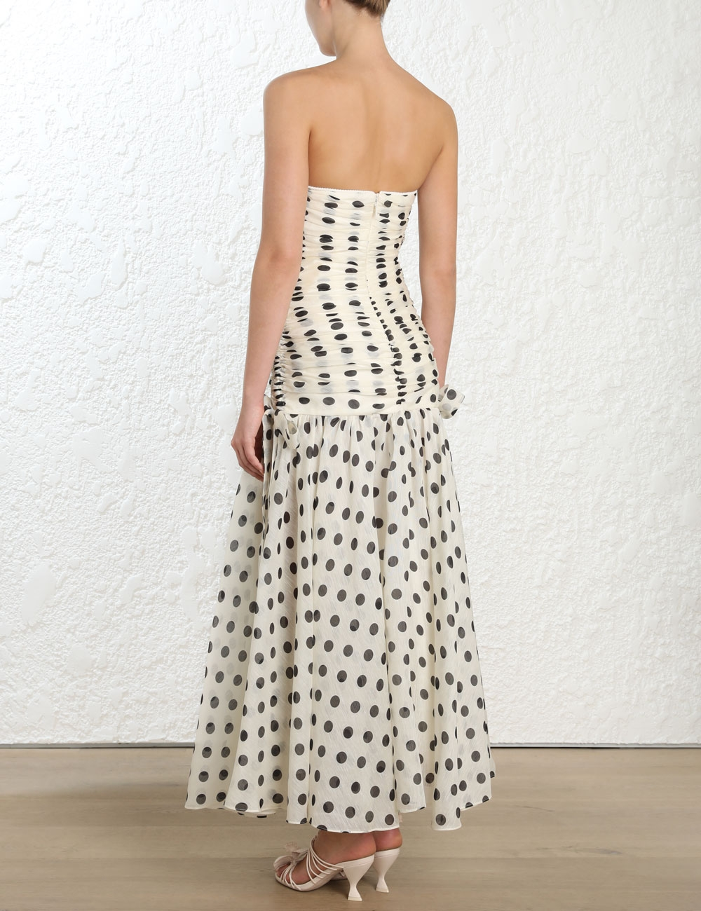 7a7e34c1a81d Corsage Ruche Dress