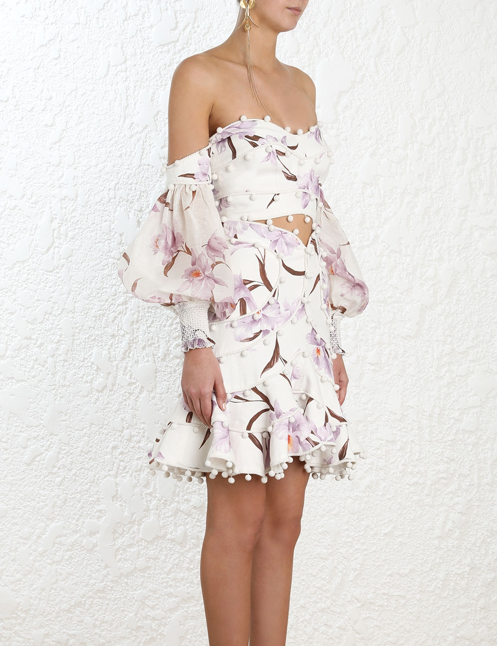 Corsage Bauble Skirt