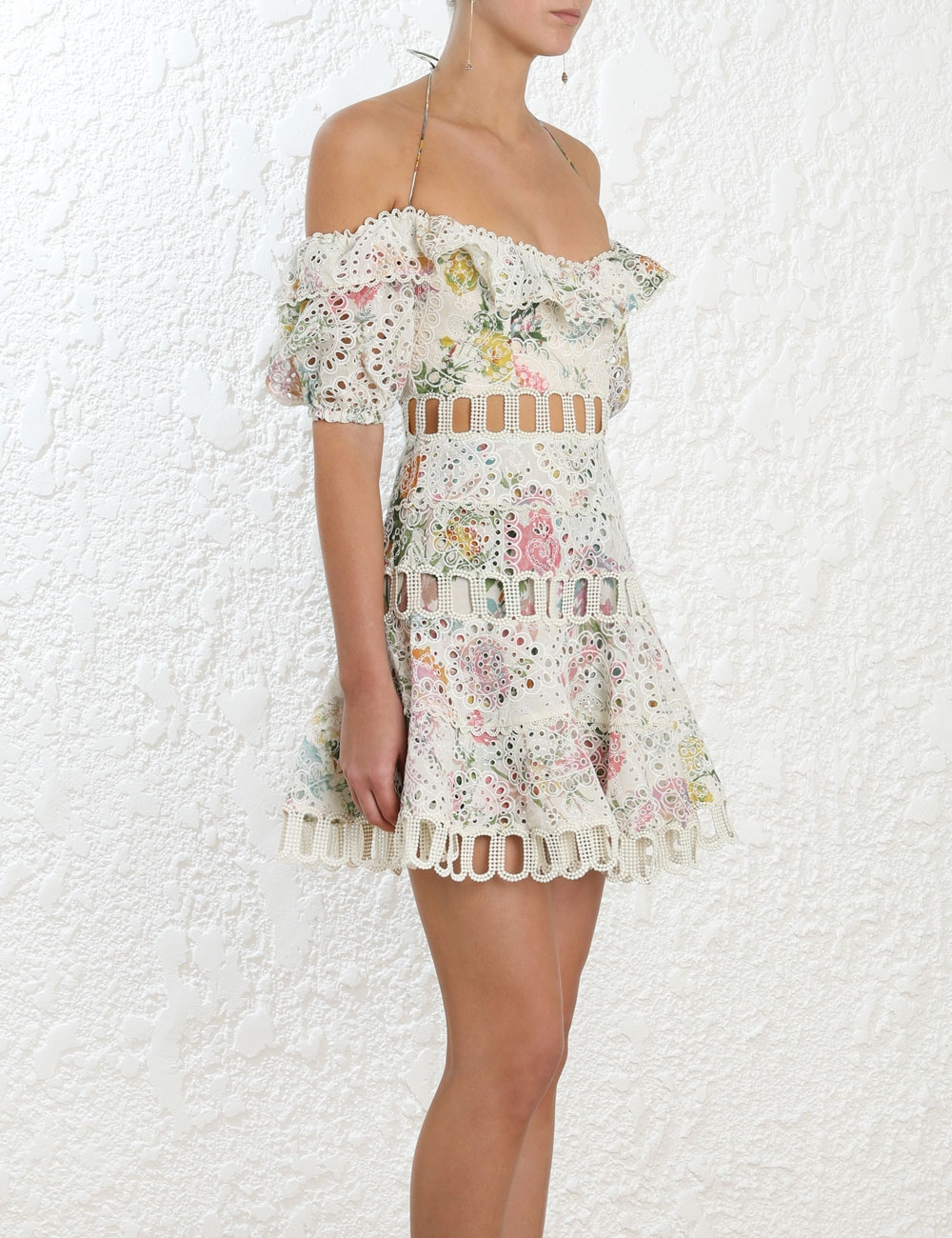 Heathers Off Shoulder Dress