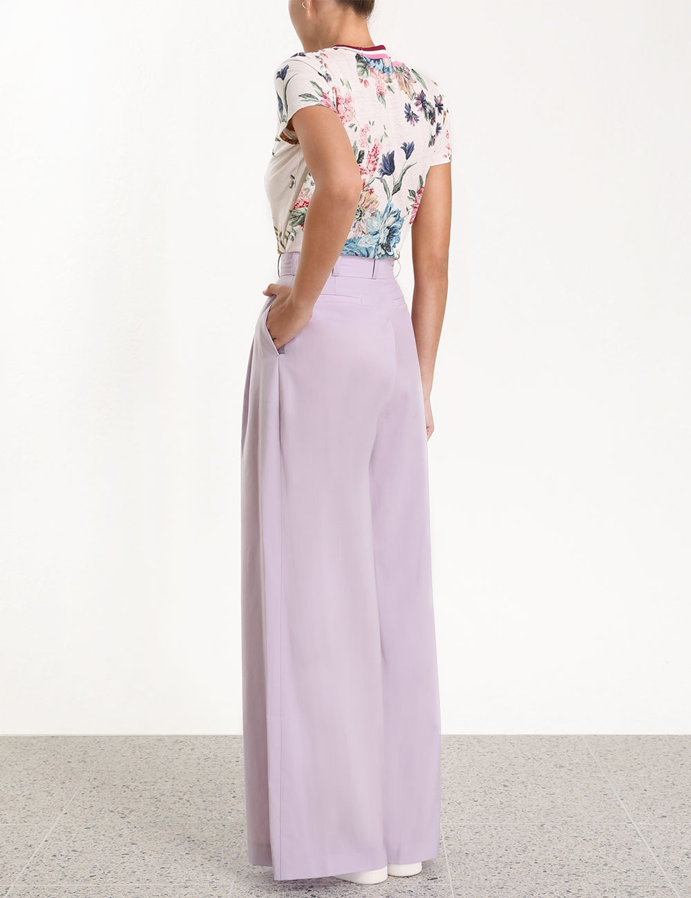 Ninety-Six Wide Leg Pant