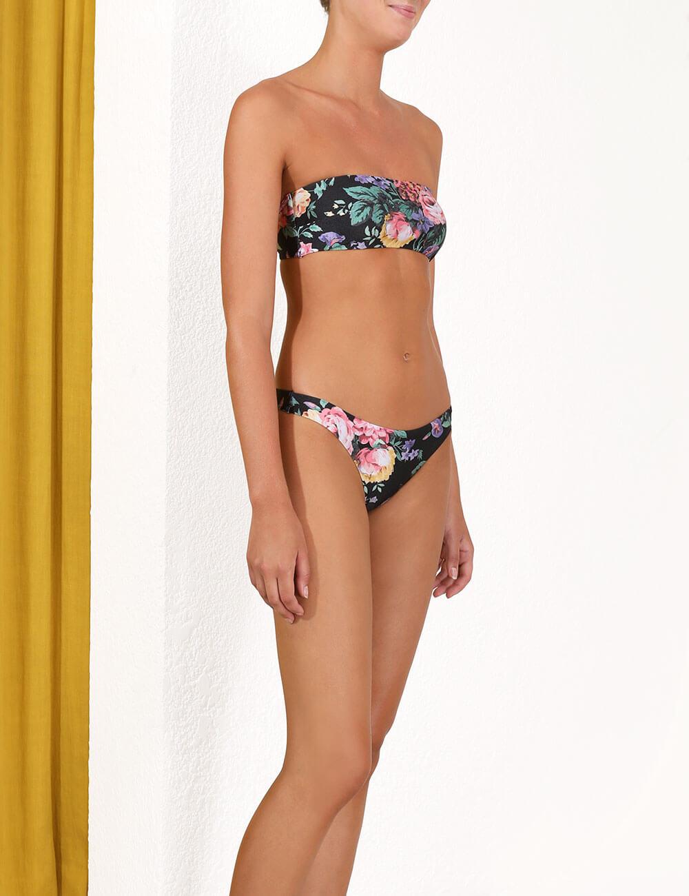 Allia Bandeau Bikini