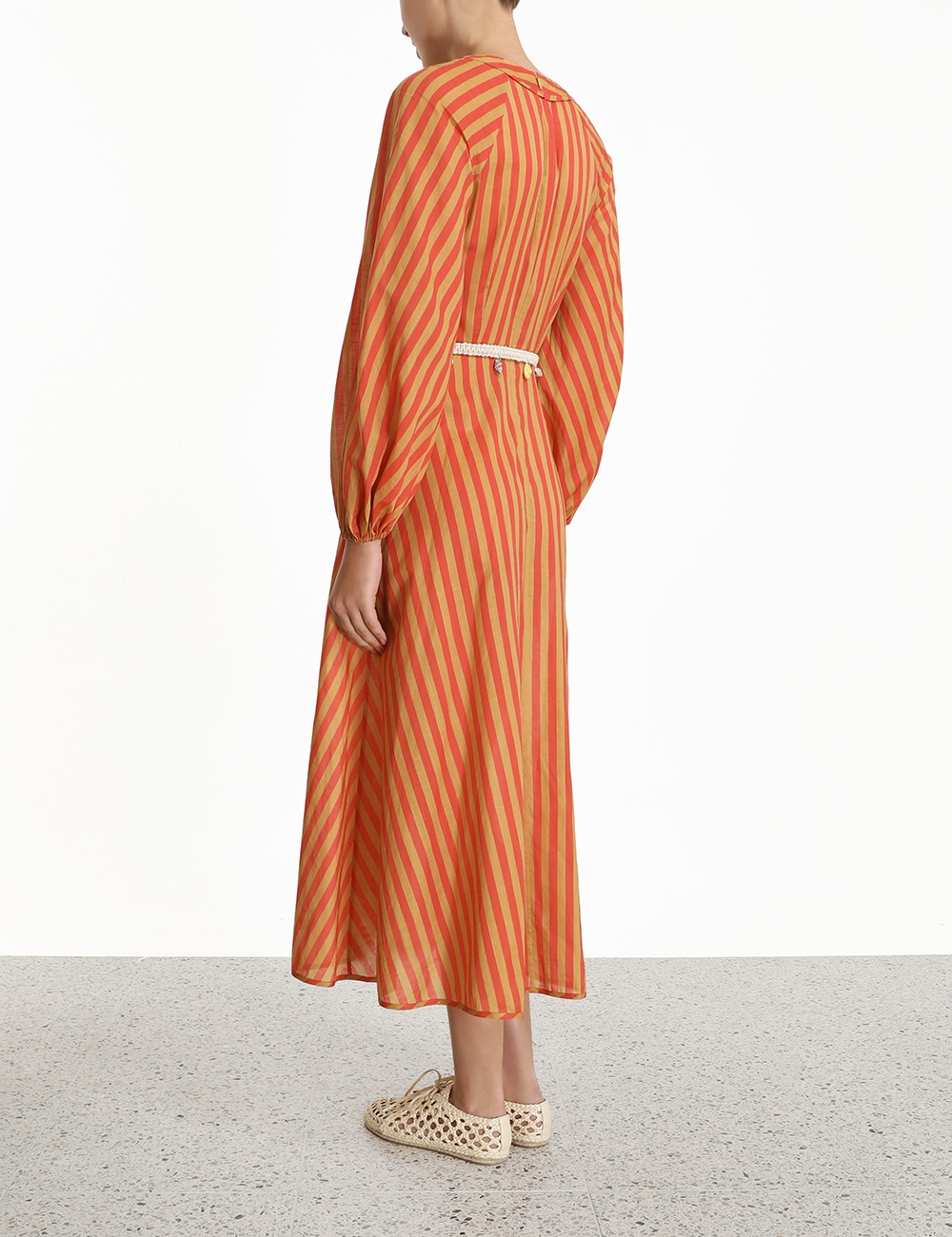 Edie Long Sleeve Dress