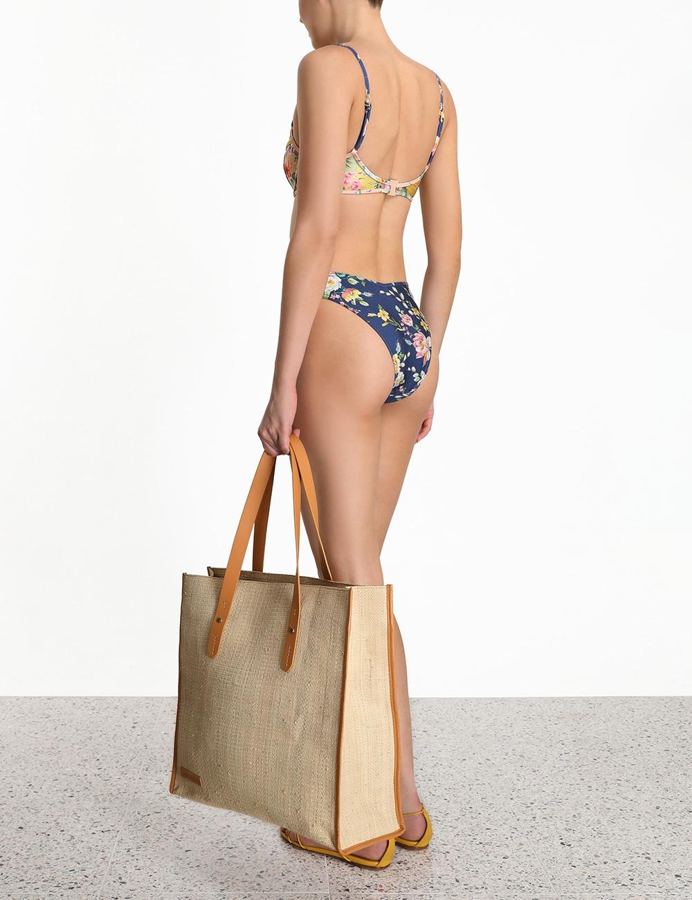 Zinnia Balcony Bikini Bra