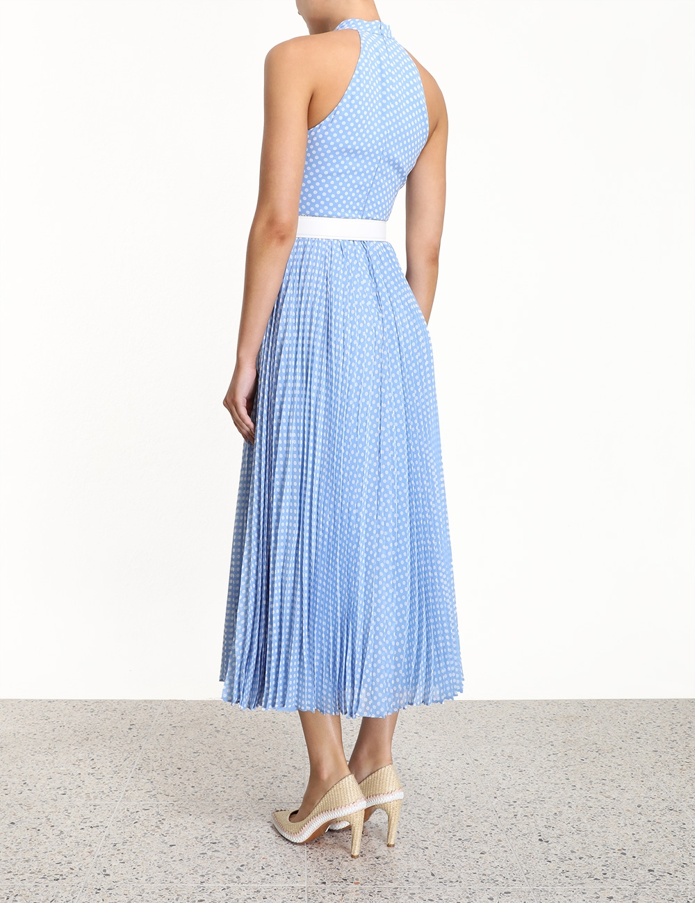 Sunray Picnic Dress