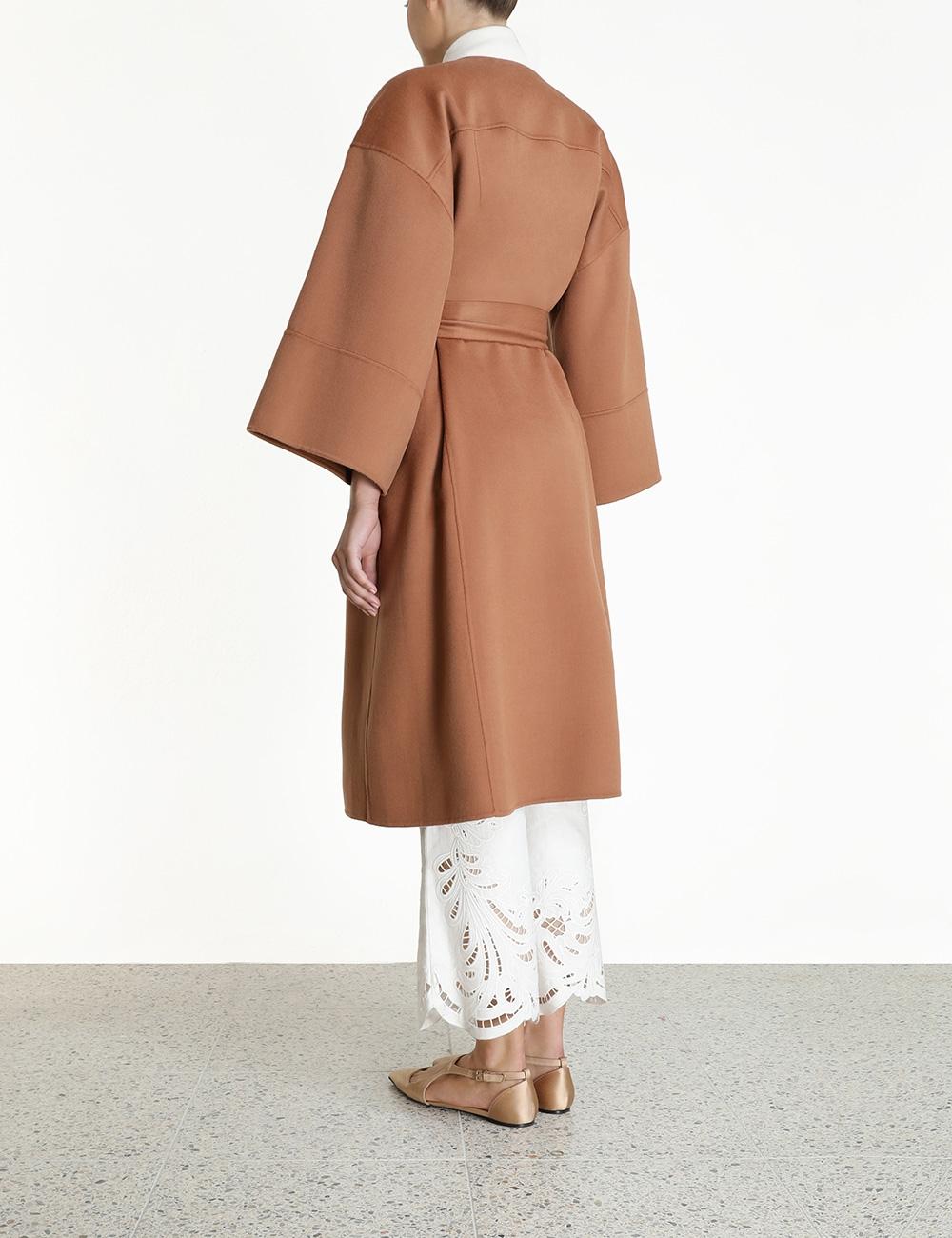 Brightside Blanket Coat