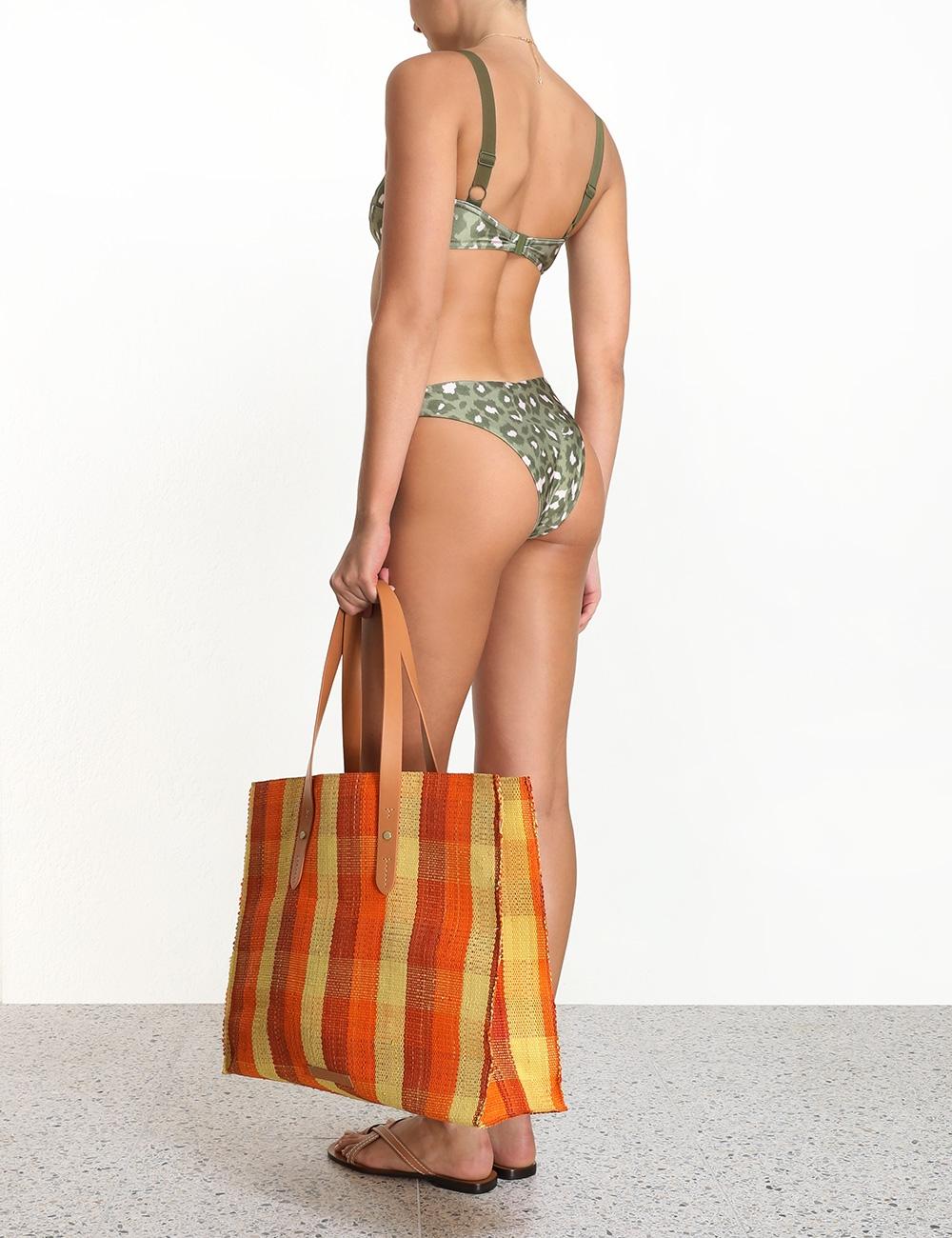 Carnaby Leopard Bikini