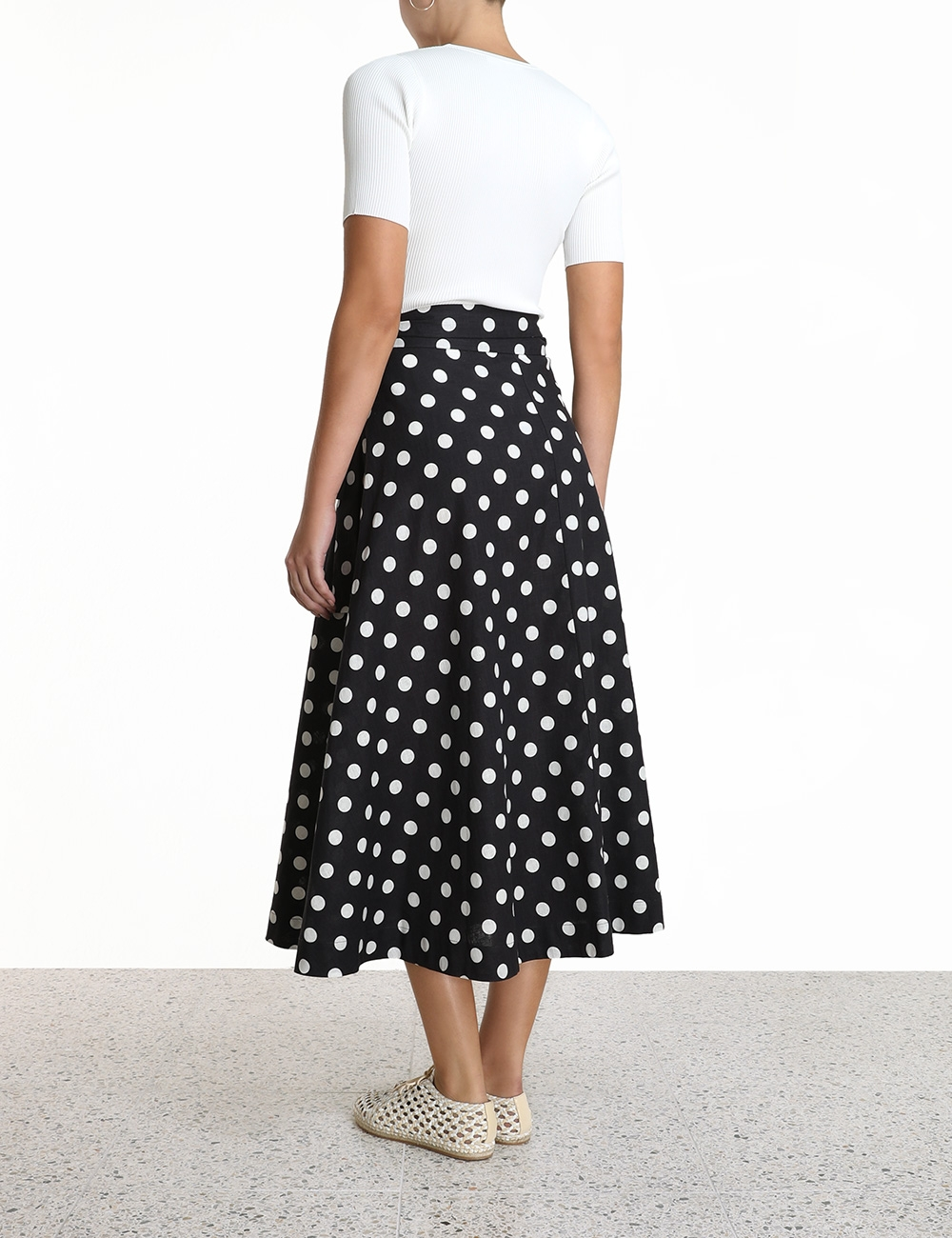 Bellitude Wrap Skirt