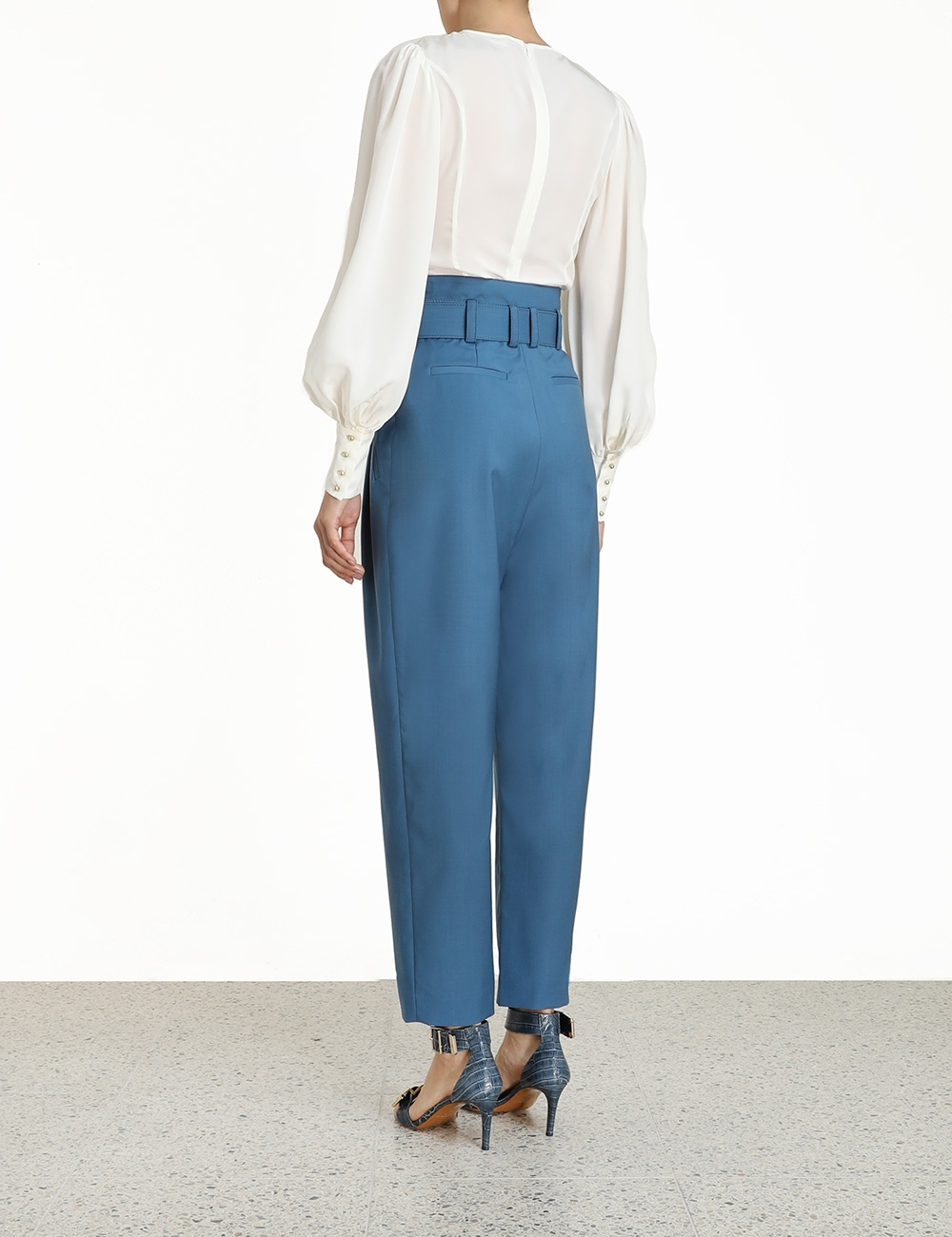 Charm Buttoned Pant