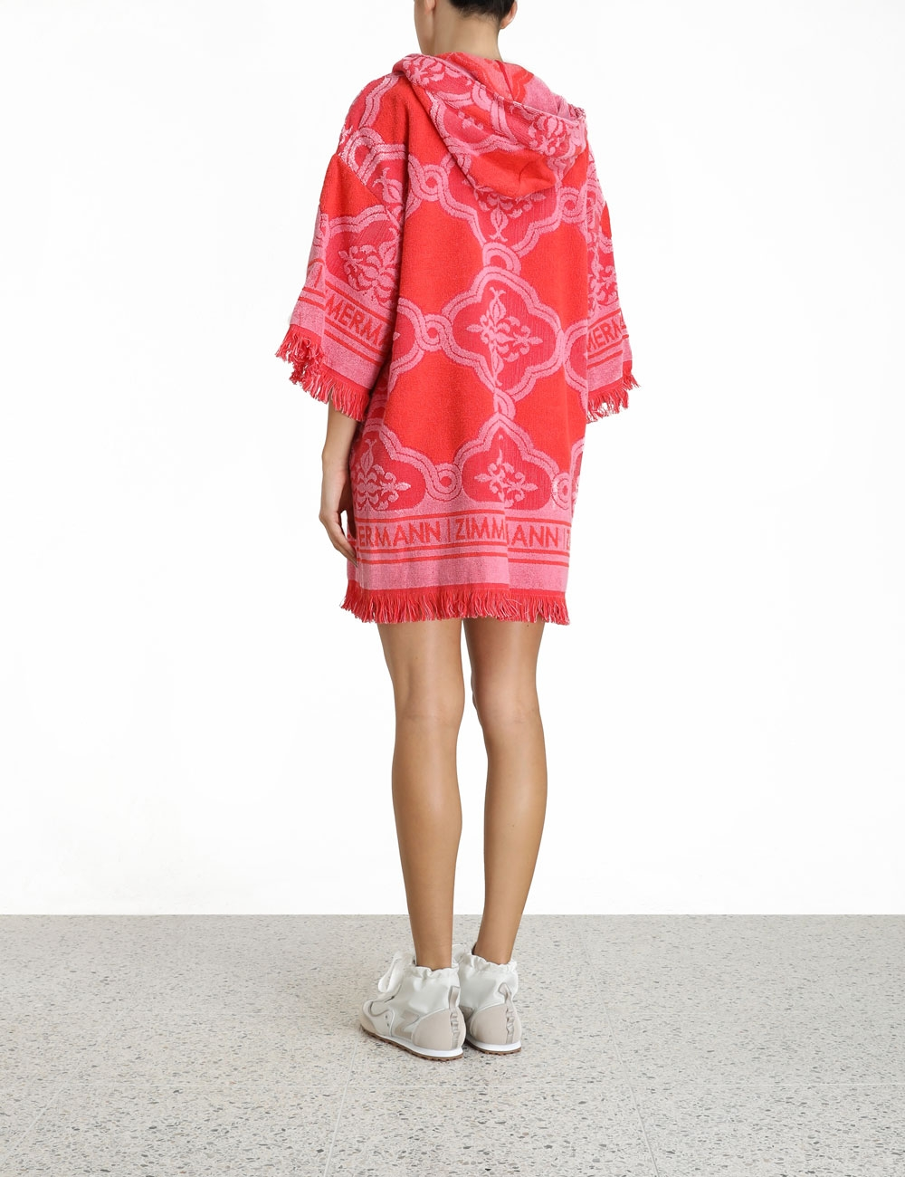 Poppy Terry Towel Dress