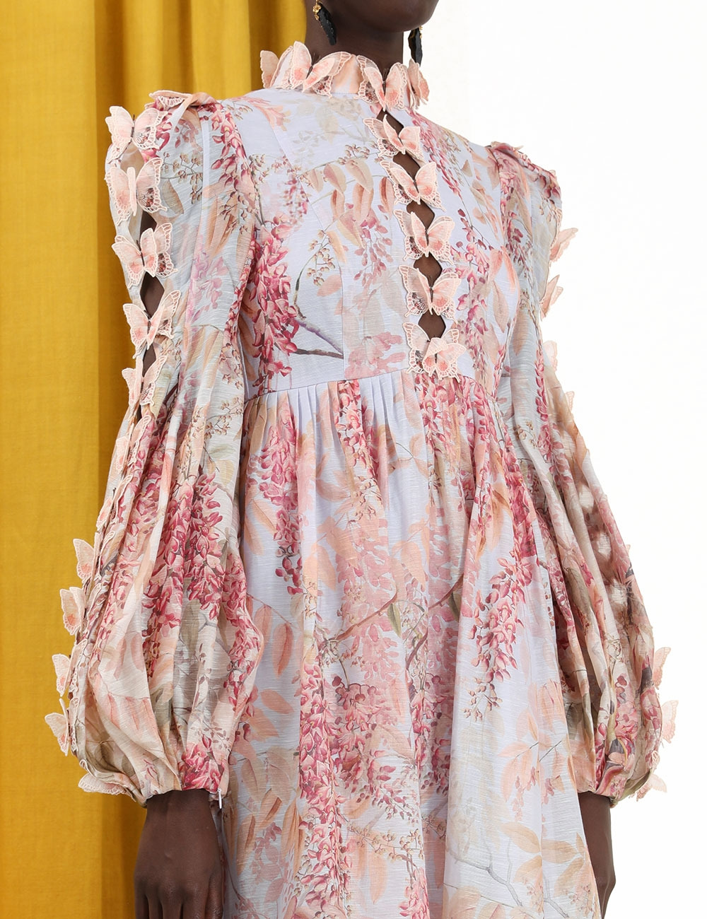Botanica Butterfly Gown