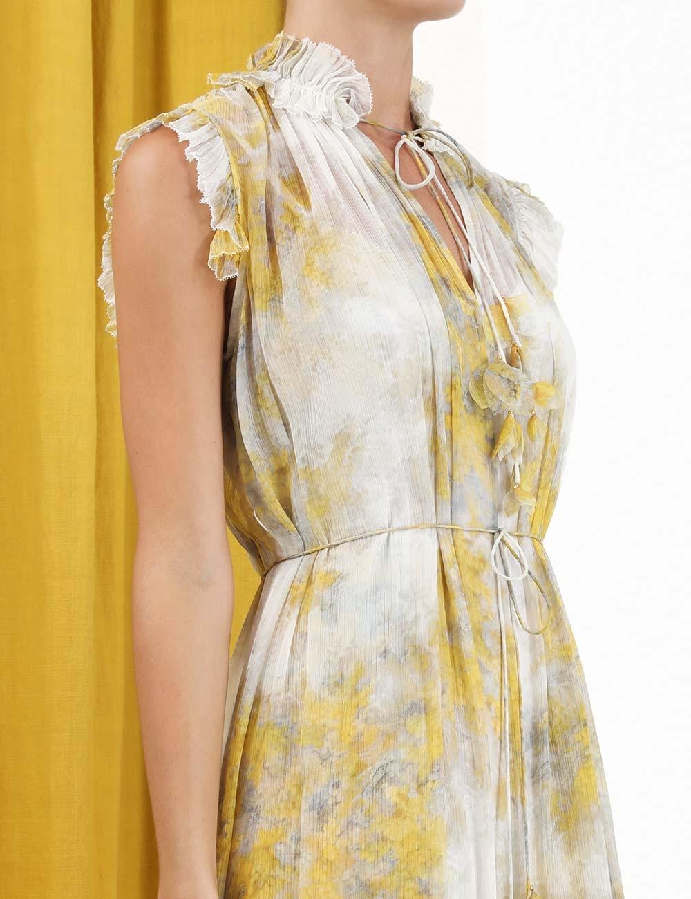 Botanica Wattle Midi Dress