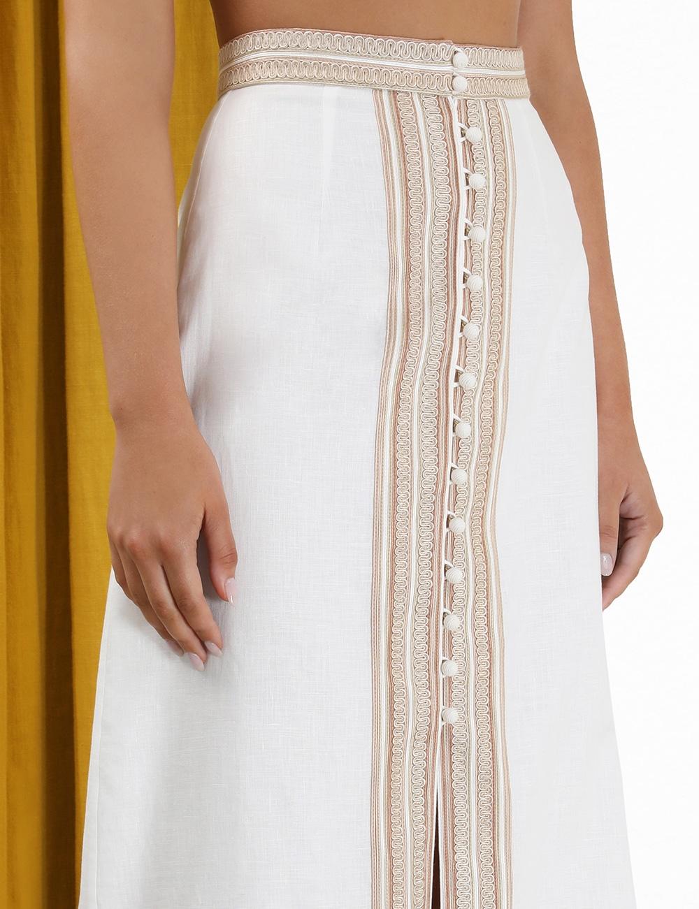 Cassia Corded Skirt
