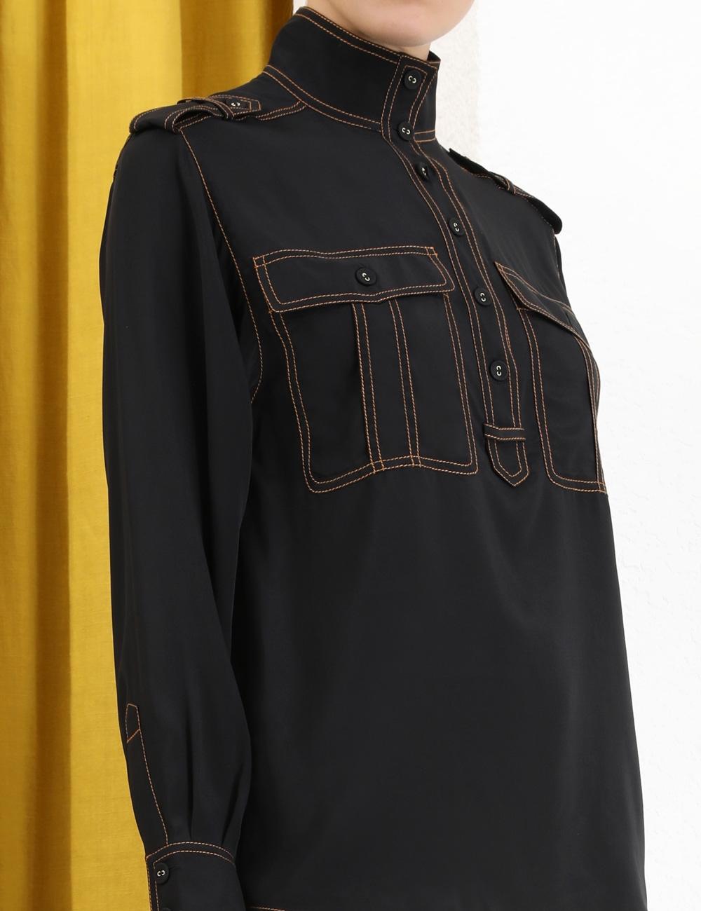 Utility Long Sleeve Shirt