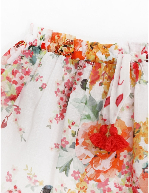 Mae Flounce Skirt