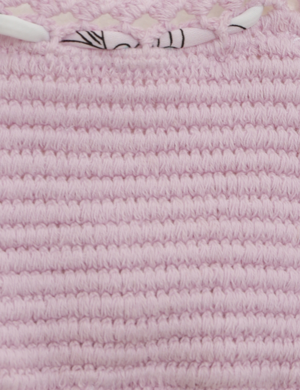Peggy Crochet Halter Bikini