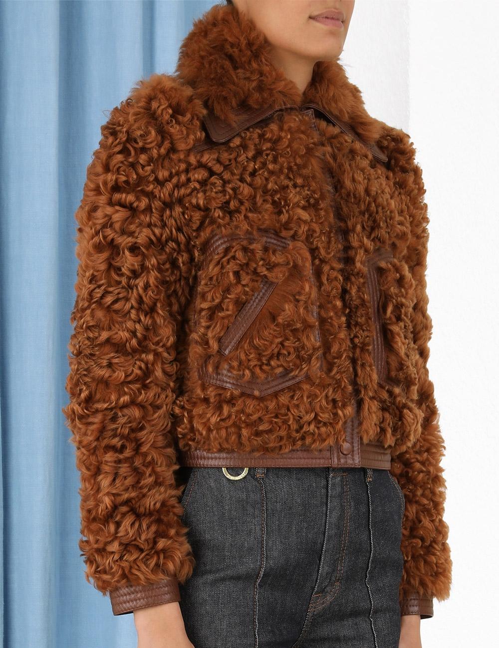 Tempo Shearling Jacket