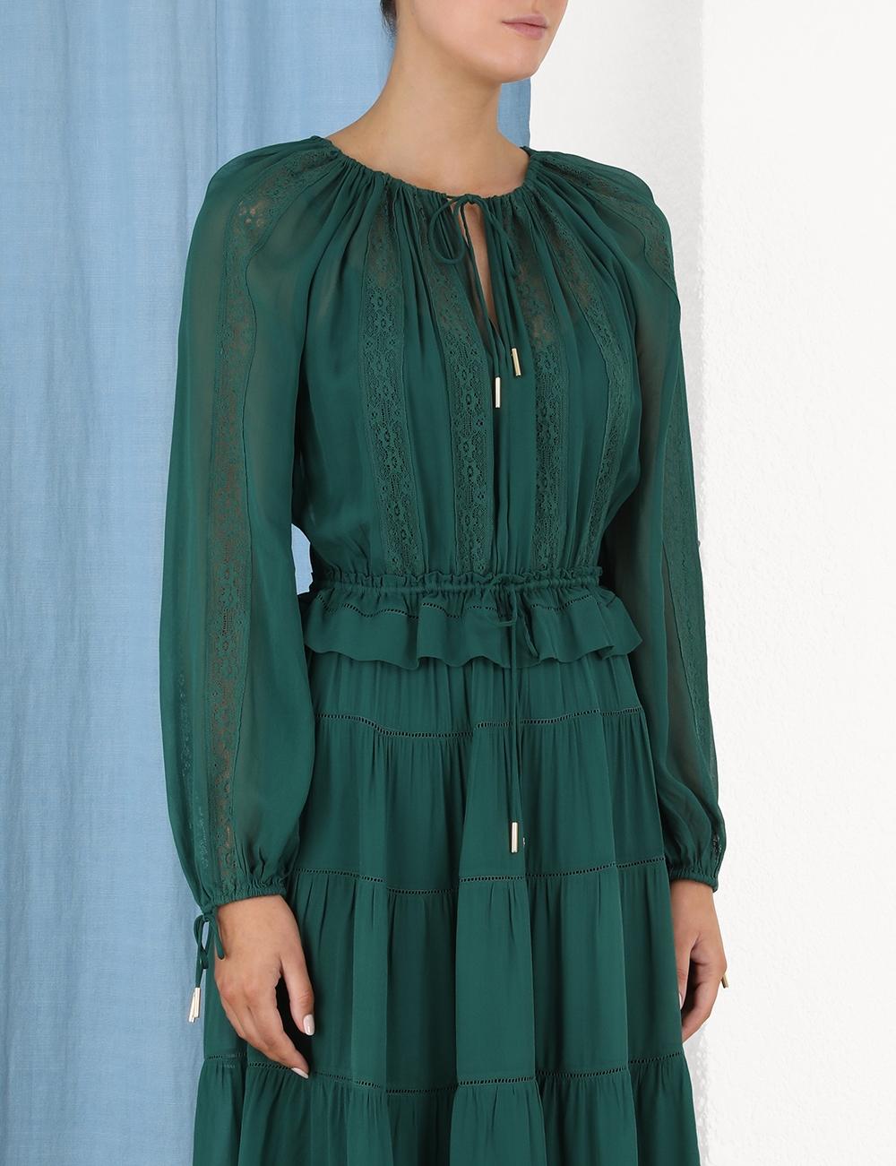 Rhythm Drawstring Dress